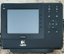 Logitech Harmony 1100 Touch Screen Advanced Universal Remote Cleaned And Tested
