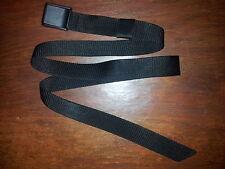 38 mm sgancio rapido Cintura in Vita (con una fibbia CAM)
