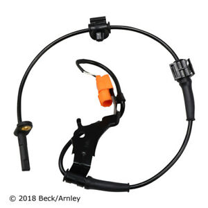 ABS Wheel Speed Sensor Front Left Beck/Arnley 084-4333 fits 02-06 Honda CR-V