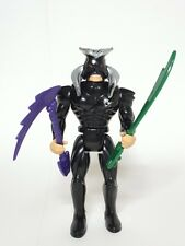 Vintage 1993 Tyco Double Dragon Shadow Master Action Figure, 100% Complete