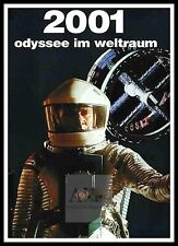 2001 A Space Odyssey 4   Poster Greatest Movies Classic & Vintage Films