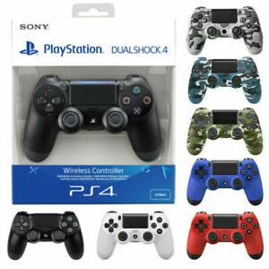 PS4 Controller PlayStation Game Console DUALSHOCK 4 V2 Wireless Official Colors