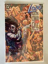 Lobo Blazing Chain of Love #1 8.0 VF (1992)