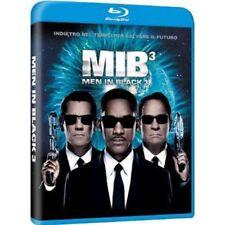 Blu Ray • MIB3 Men in Black 3 WILL SMITH Tommy Lee Jones Josh Brolin ITALIANO