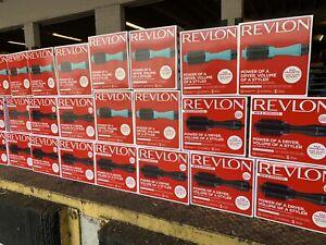 Revlon One-Step Hair Dryer And Volumizer Hot Air Brush (ORIGINAL IN BOX, NEW!)