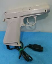 GUN COMPATIBLE ATARI 2600 PAL-B 7800 GRIS CONTROLLER VINTAGE PISTOLA