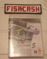 Gran Turismo 5 Academy Edition - Jeux PS3 / Avec Notice