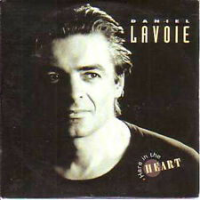 Daniel LAVOIE 	Here in the heart 2-track card sleeve	CD SINGLE	TREMA	1992	France