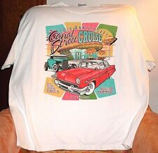 """10th ANNIV>CANAL ST CRUISE>NEW SMYRNA BCH., FL."" T-SHIRT>NEW>'06>FREE U.S.SHIP"
