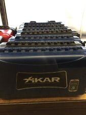 Xikar 5 Cigar Travel Humidor Case Lifetime Warranty Blue 205BLXi