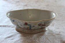 Chinese Porcelain Tongzhi Mark Footed Bowl Qing Dynasty 1870