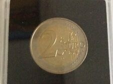 2 EUROS ALLEMAGNE FAUTE 2008 CARTE 2006 lettre F