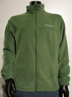 Mens S M L XL XXL Columbia Granite Mountain Full Zip Fleece Jacket XM6354-350