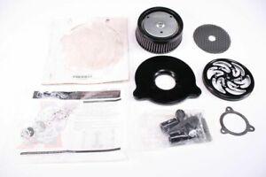 Xtreme Machine Reaper Air Filter Cleaner Black Cut Harley HD 0206-2068XRP-BM
