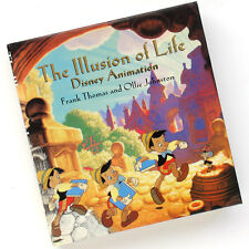 The Illusion of Life, Disney Animation, Frank Thomas, Ollie Johnston book