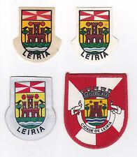 SCOUTS OF PORTUGAL - CORPO NACIONAL DE ESCUTAS (CNE) SCOUT LEIRIA PATCH (4 VAR)