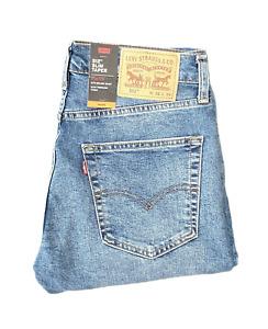 Genuine Levis 512 Slim Taper Fit stretch Mens Denim Jeans Blue