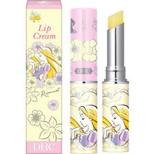[DHC] Disney RAPUNZEL Lip Care Moisturizing Lip Cream Balm 1.5g LIMITED NEW