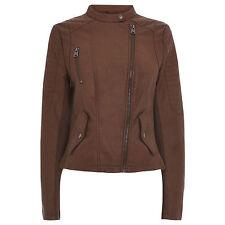 Oasis Leather Coats, Jackets & Waistcoats for Women