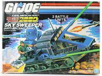 GI Joe Vehicle Battle Force 2000 Sky Sweeper (Anti-Aircraft Tank) VINTAGE IN BOX