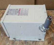 SQUARE D 3 KVA 1 Phase Transformer 3S1F  480/240 to 120/240 3R Enclosure