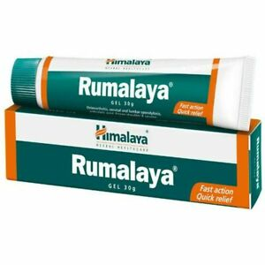 4 Himalaya Rumalaya Gel Give relief from muscle joints and bone pain 30gm Each