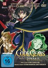 ++ Code Geass Box 3 DVD deutsch NEU TOP !++