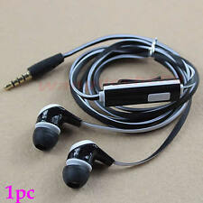 In-ear Earphone Headset 3.5mm Stereo Earbuds With Mic for Mobile Phone BKW