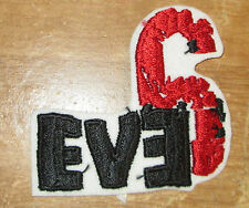 Eve 6 Collectable Rare Vintage Patch Embroided 90'S Metal Live