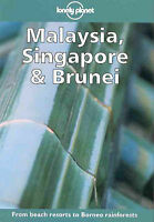 Malaysia, Singapore and Brunei by Tony Wheeler, Geoff Crowther (Paperback, 1999)