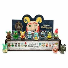 "SOLD OUT Disney 3"" Vinylmation Myths and Legends Series  Brand new case unopened"