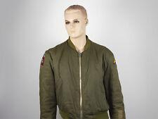 WWII US Surgeon Major John K. Lattimer Green Tanker's Jacket