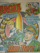 EAGLE & TIGER Comic - No 213 - Date 19/04/1986 - UK Comic