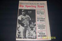 1967 Sporting News ATLANTA BRAVES Joe TORRE No Label ATLANTA ATLAS Masked Marvel
