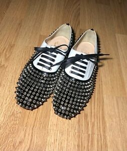 Christian Louboutin Freddy Flat Shoes Size 38