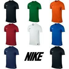 Kids' Clothes, Shoes & Accs. Nike Park Long Sleeve Kids Boys Football Shirts Sports Training Top Jersey Shirt Bright In Colour