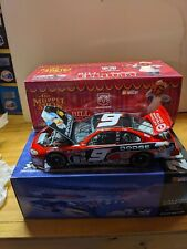 Bill Elliot Nascar Diecast 1:24 Action NASCAR The Muppets Show Rare Limited New