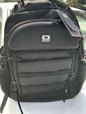 OGIO Alpha Plus Professional Latop padded tablet sleeve protection Backpack Blac