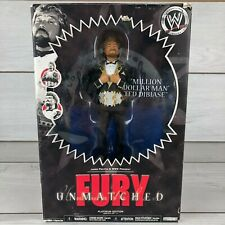 Million Dollar Man Ted Dibiase WWE Unmatched Fury Platinum Edition series 11 WWF