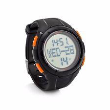 New Scruffs Digital Sports Work Watch Activity Tracker Pedometer Black