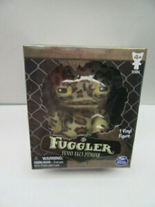 "Fuggler 3"" Series 2 #6 Vinyl Mini Figure Funny Ugly Monster Spinmaster #20113671"