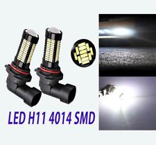 2pcs H11 H8 4014 108 SMD Fog Light LED Daytime Running Light For Infiniti Nissan