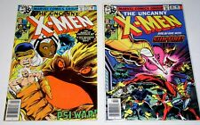 UNCANNY X-MEN #117 & #118  THE ORIGIN OF PROFESSOR X & TWO 1ST APPEARANCES