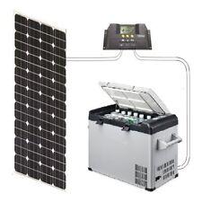 Portable 12 - 24 V Solar Panels Refrigerator Solar Fridge