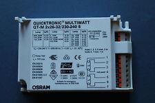 OSRAM Quicktronic Multiwatt QT-M 2x26-32W / 230-240 S EVG Vorschaltgerät
