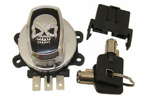 Hinge Ignition Switch for Harley Davidson by V-Twin