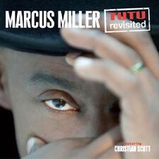 MARCUS MILLER - TUTU REVISITED 2CD KOREA EDITION BRAND NEW SEALED