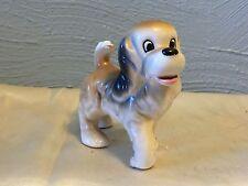 Vintage Cocker Spaniel Dog Figurine porcelain Japan