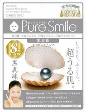 H&B Pure smile essence mask 8 pieces Black Pearl MA