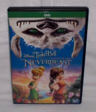 Disney's TINKER BELL AND THE LEGEND OF THE NEVERBEAST DVD Tinkerbell Never Beast